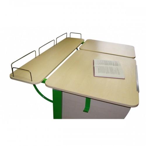 Купить Полка фронтальная Астек для парт Твин и Моно в интернет магазине. Цены, характеристики, фото, отзывы, обзоры