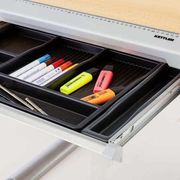 Купить Вкладка-органайзер Kettler для выдвижного ящика парты Little в интернет магазине. Цены, характеристики, фото, отзывы, обзоры