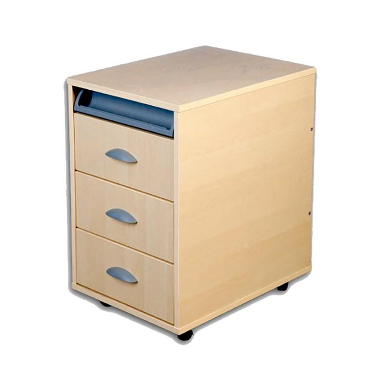 Купить Тумба выкатная Дэми на 3 ящика (ТУВ-02) в интернет магазине. Цены, характеристики, фото, отзывы, обзоры