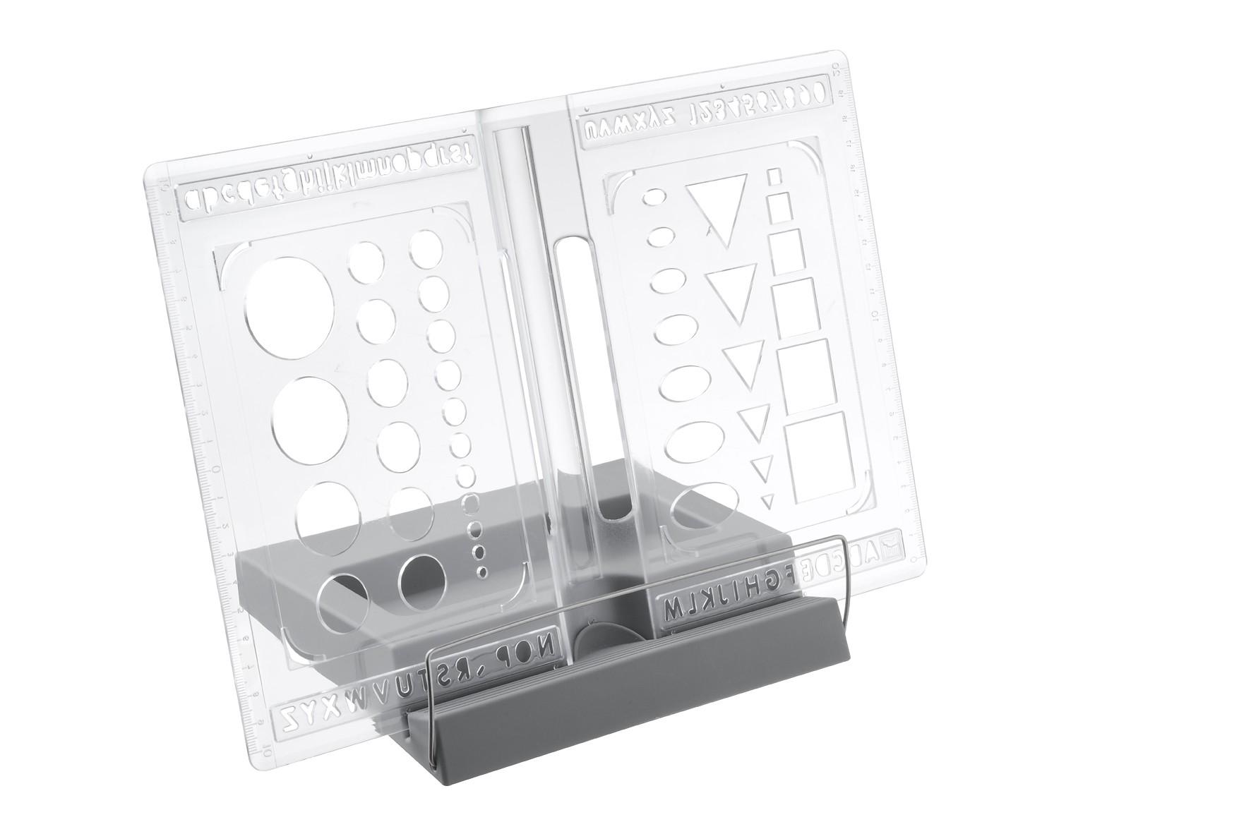 Купить Подставка для книг Moll прозрачная в интернет магазине. Цены, характеристики, фото, отзывы, обзоры