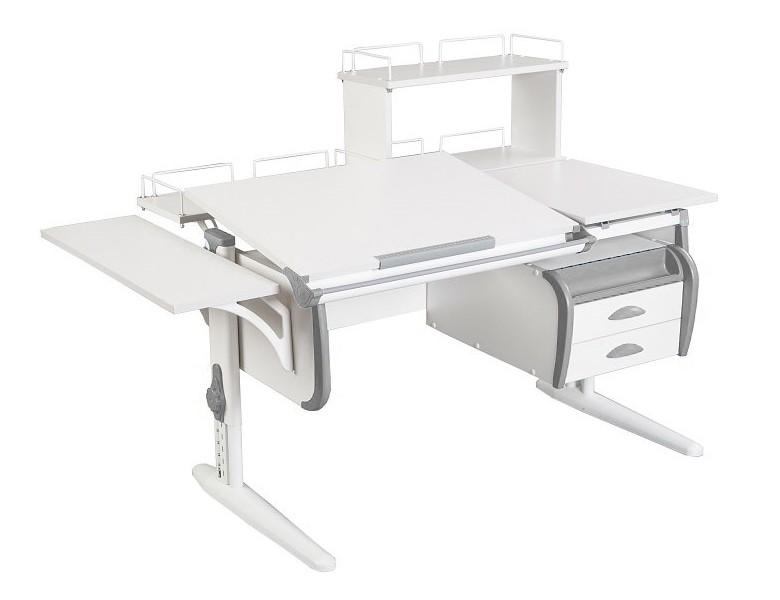 Купить Парта Дэми СУТ-25-05Д White Double в интернет магазине. Цены, характеристики, фото, отзывы, обзоры