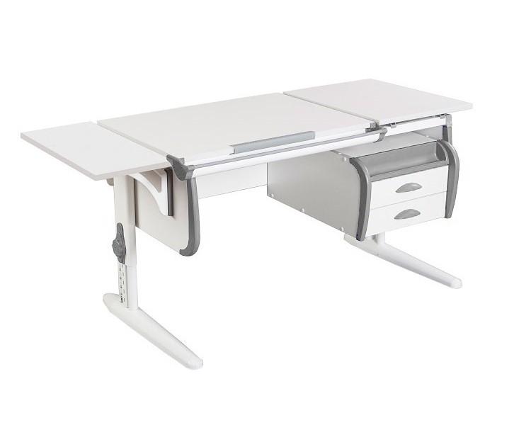 Купить Парта Дэми СУТ-25-03К White Double в интернет магазине. Цены, характеристики, фото, отзывы, обзоры