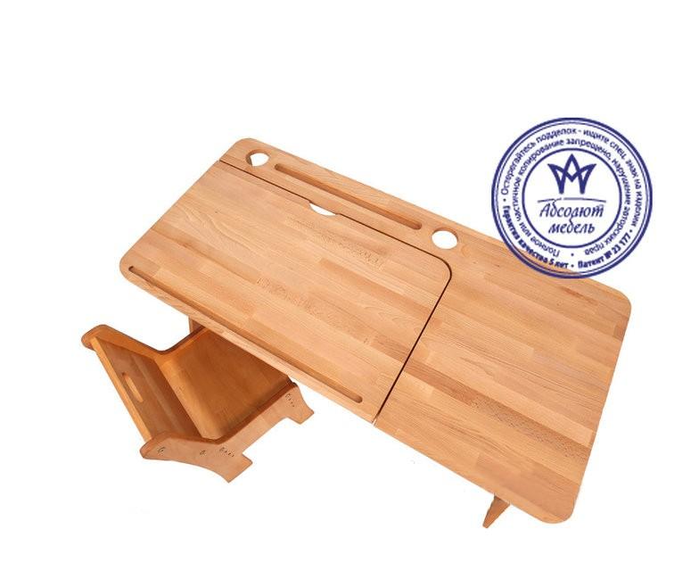 Купить Парта Школярик с тумбой С-412-1 правая (120 см) в интернет магазине. Цены, характеристики, фото, отзывы, обзоры